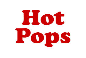 Hot Pops logo